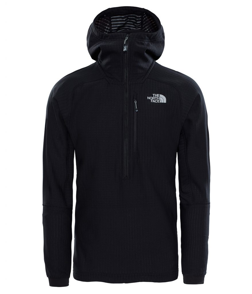 Fleece hoodie The North Face Summit L2 Fuseform