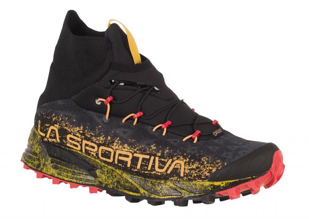 Waterproof shoe for winter running in Goretex Uragano Gtx by La Sportiva