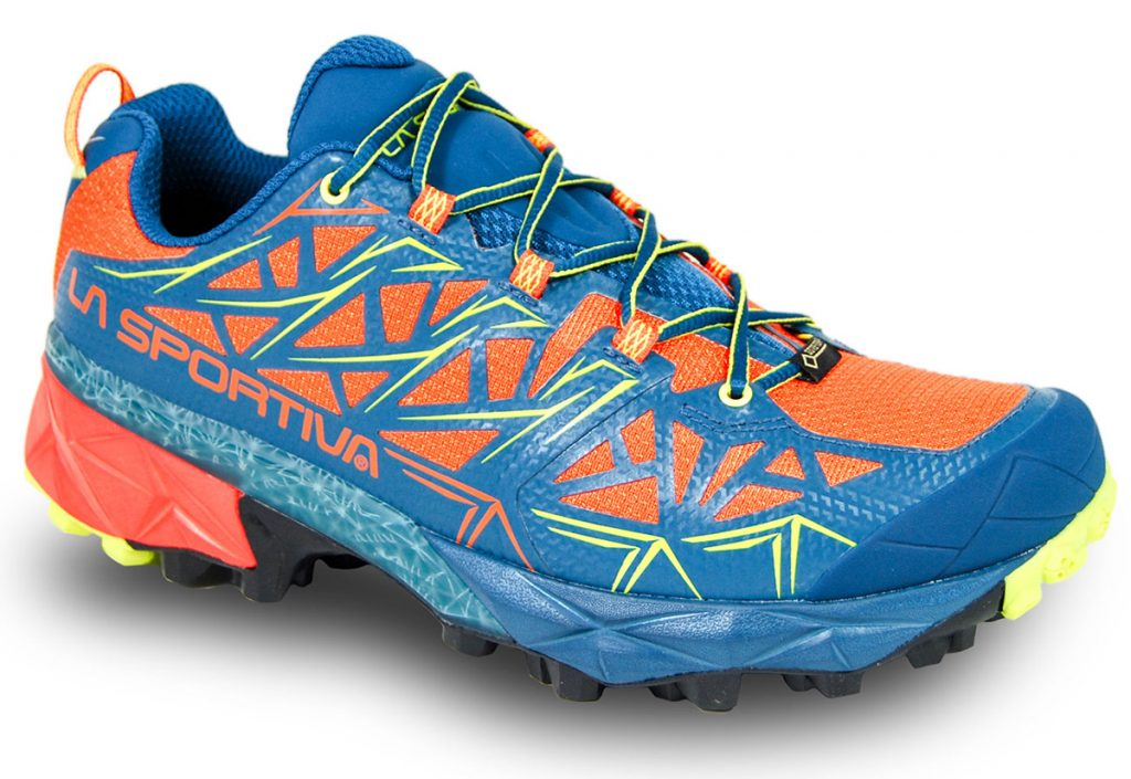 The GoreTex waterproof shoe Akyra GTX by La Sportiva