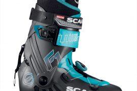 F1 di SCARPA, il primo scarpone per lo sci alpinismo dotato di sistema RECCO