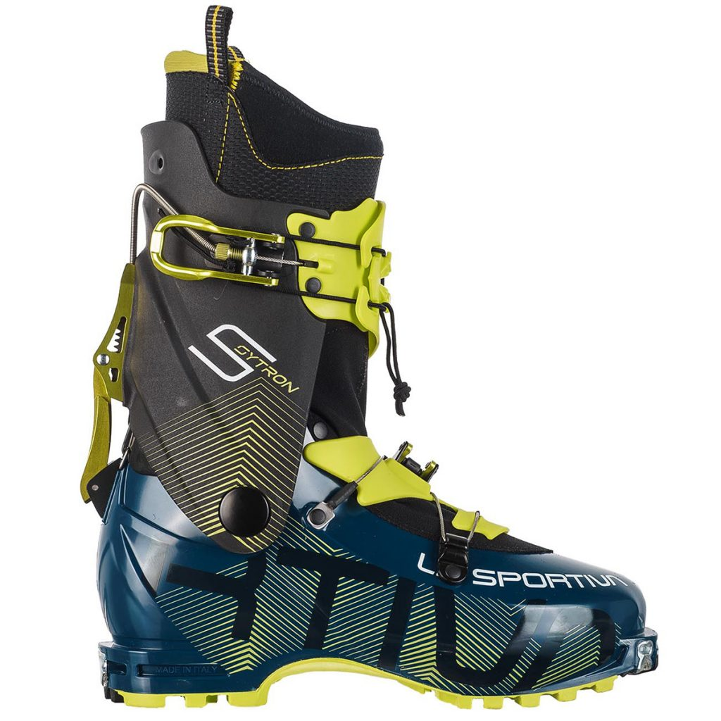 The lightweight ski touring boot Sytron La Sportiva