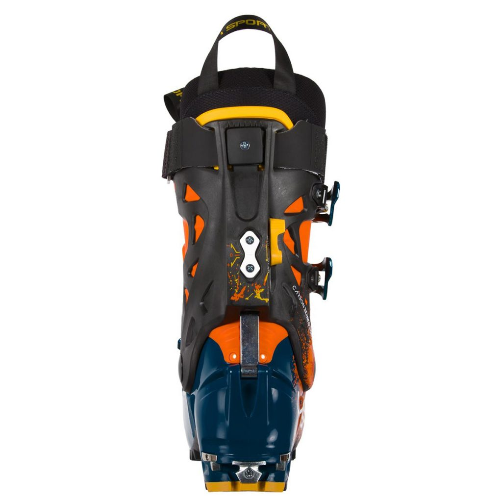 Synchro is the La Sportiva ski boot dedicated to free-ride ski mountaineering