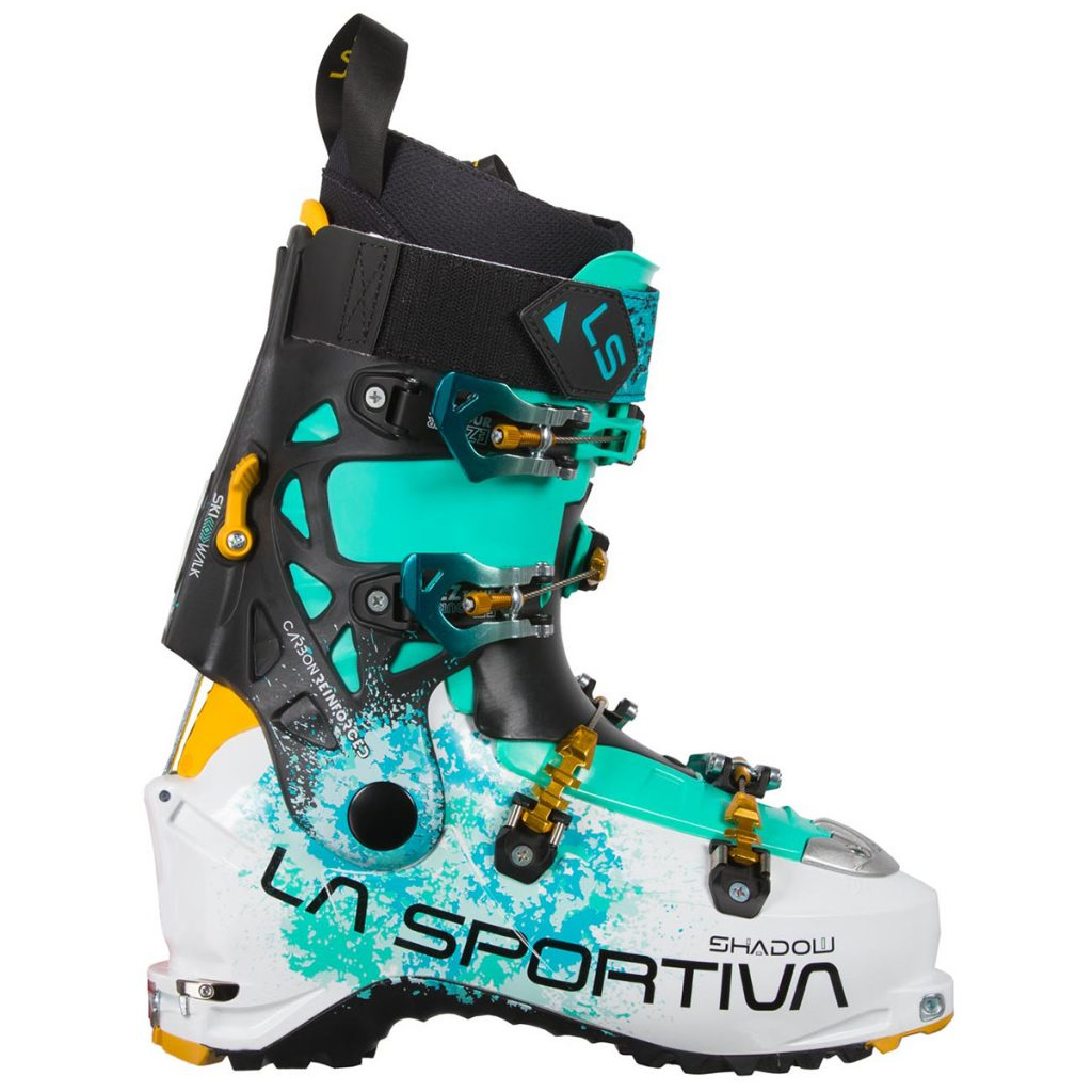 Women's Ski Touring Boots: Shadow by La Sportiva