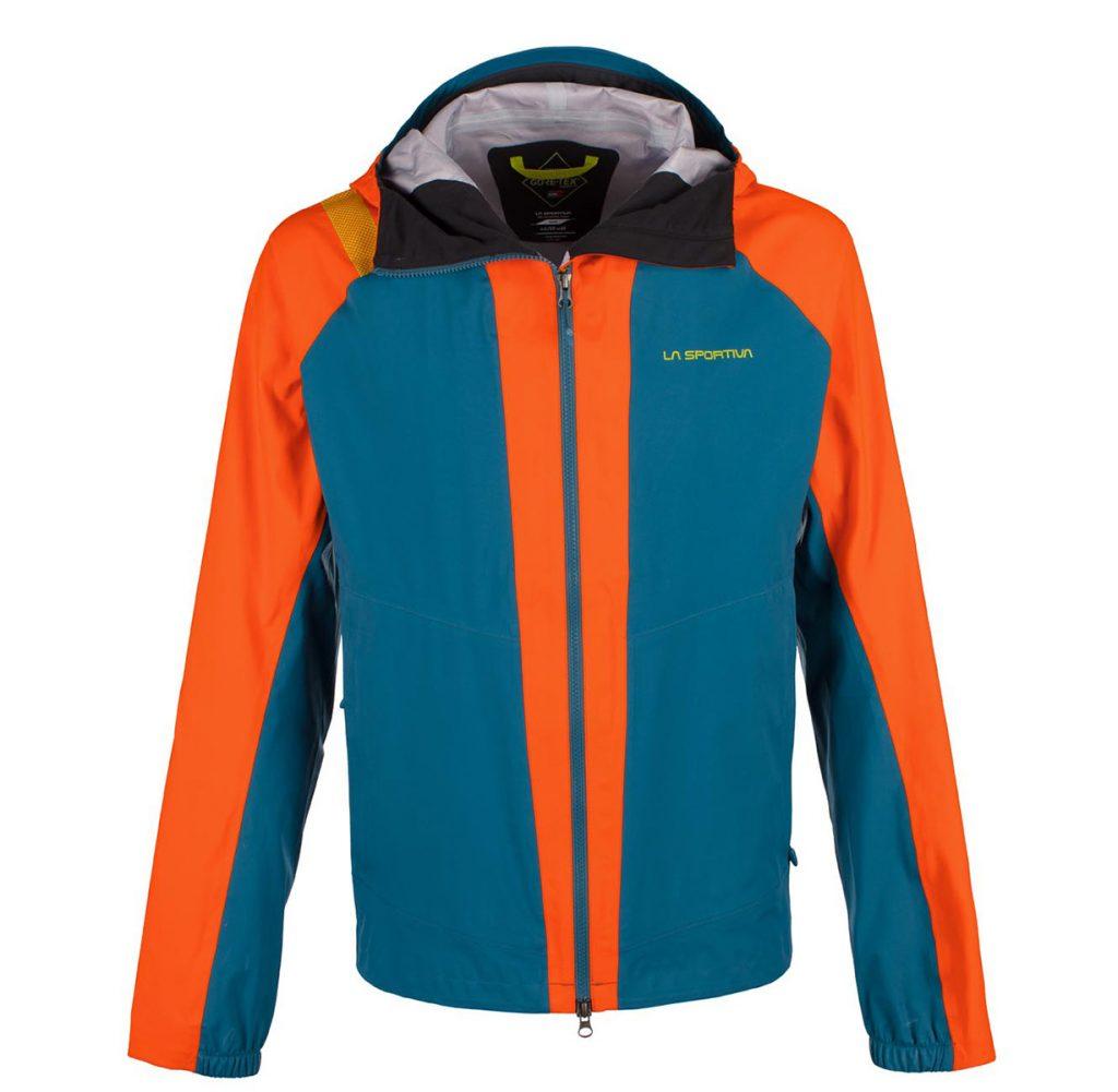 New generation waterproof GoreTex jacket