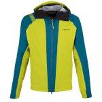 La giacca da montagna Quasar GTX, perfetta barriera contro la pioggia, il vento e la neve