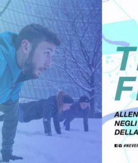 neverstopmilano: anche per il 2018 The North Face conferma i training outdoor settimanali per praticare sport all'aria aperta a Milano.