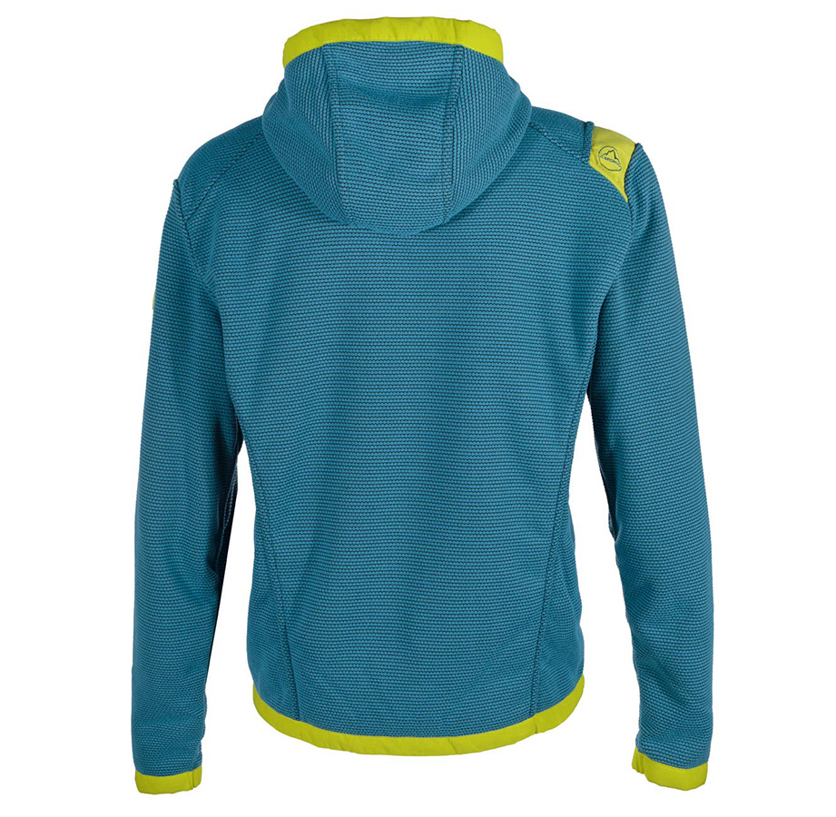 The back of the Discovery Hoody La Sportiva.