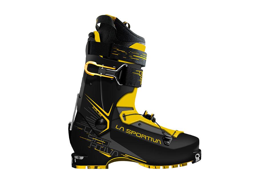 La Sportiva Solar Ski Boots Dedicated To All Round Ski