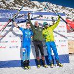 Vertical Men Coppa del Mondo scialpinismo 2018 Andorra