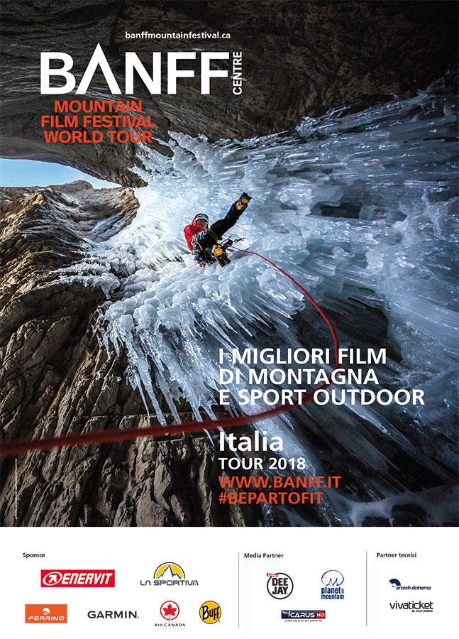 BANFF Mountain Film Festival Italia