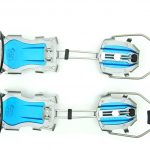 Light and compact 12-point semi-automatic climbing crampons: Lys by Kong