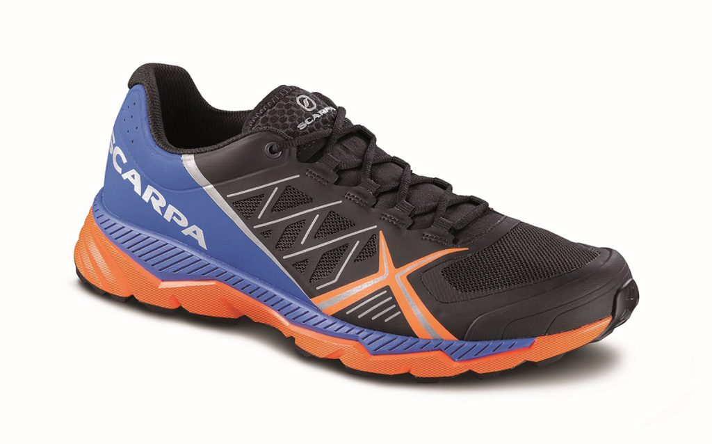Lightweight Trail Running shoes Spin by SCARPA with Vibram sole