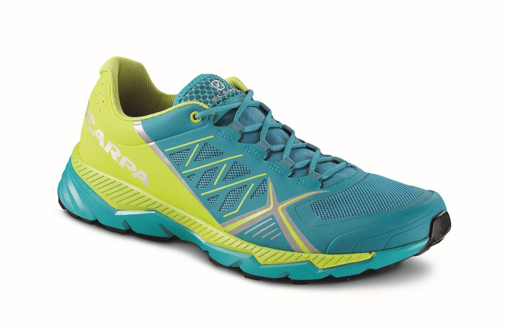 SCARPA Spin - 250 grams of performance packed into these revolutionary trail running shoes