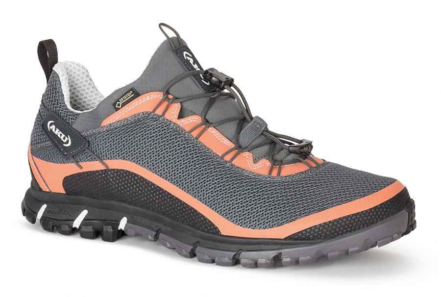 Lightweight hiking shoes Libra GTX by AKU for mountain walking