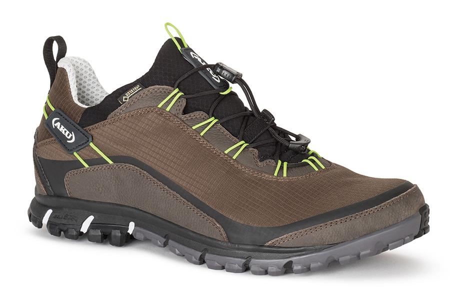 Calzatura leggera per facili escursioni, viaggio e relax nella natura, Libra Plus GTX con fodera in Gore-tex