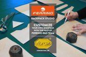 Dal 17 al 21 aprile Ferrino sarà presente alla Milano Design Week 2018 con il Ferrino Backpack Studio offrendo la possibilità di progettare e costruire zaini on demand.