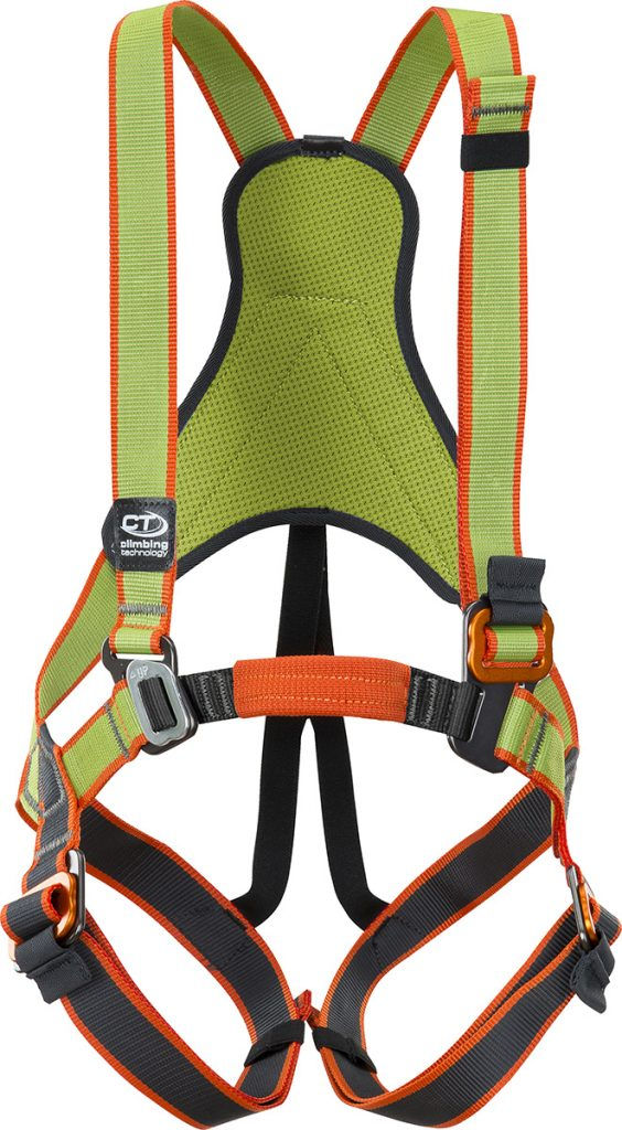 Kid's climbing harness Jungle for children by Climbing Technology