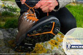 Aku e Michelin Technical Soles: nasce Pulsar, la nuova suola multiterrain ad elevate prestazioni per camminare outdoor su terreni irregolari.