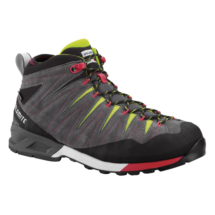Mid-cut fast hiking boot Croda Rossa Mid Shoe GTX by Dolomite