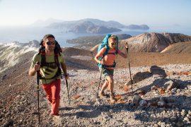 Torna con le Isole Eolie Greatest Italian Treks by Ferrino, progetto incentrato su alcuni dei trekking più suggestivi e meno conosciuti d'Italia.