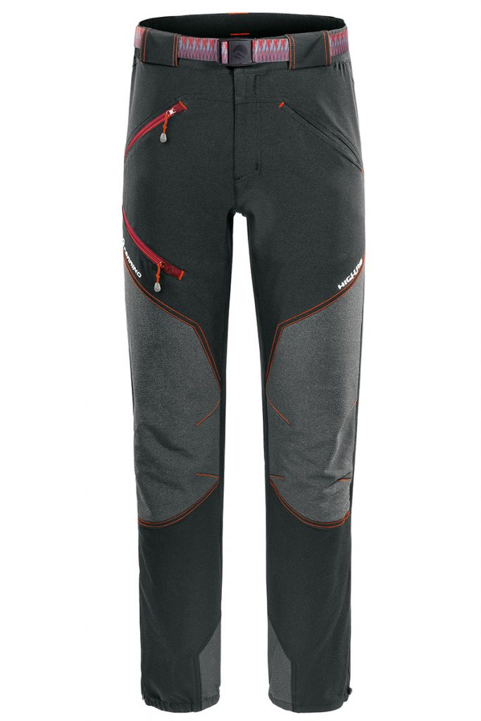 Mountaineering pants Elgon Pants: technical, fast-drying, stretch fabric