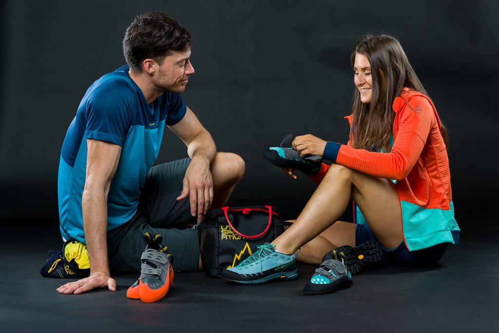 La Sportiva Climbing Pro Collection is the line developed by La Sportiva athletes for the most demanding climbers.