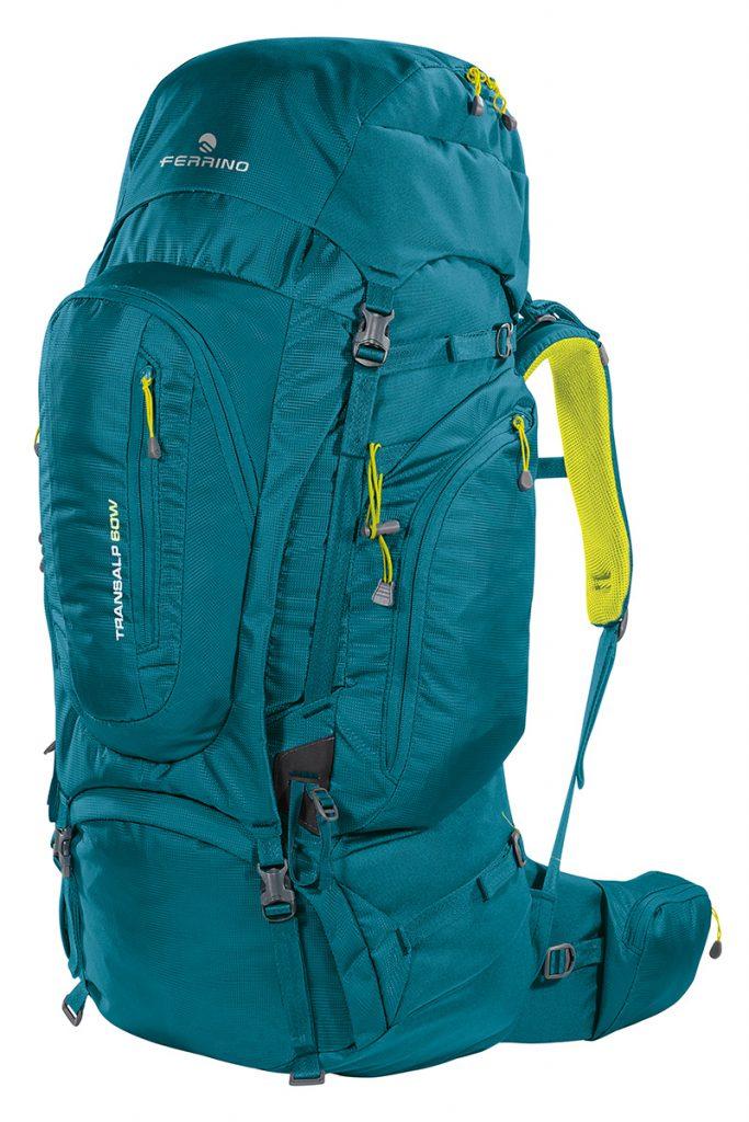 Hiking backpack for women Transalp 60 by Ferrino