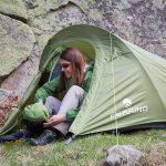 Sling 2 è la tenda 2 posti da 3 stagioni, leggera, dal minimo ingombro e facile da montare. Adatta al backpacking o al trekking nei periodi con climi miti. @ Pillow Lab