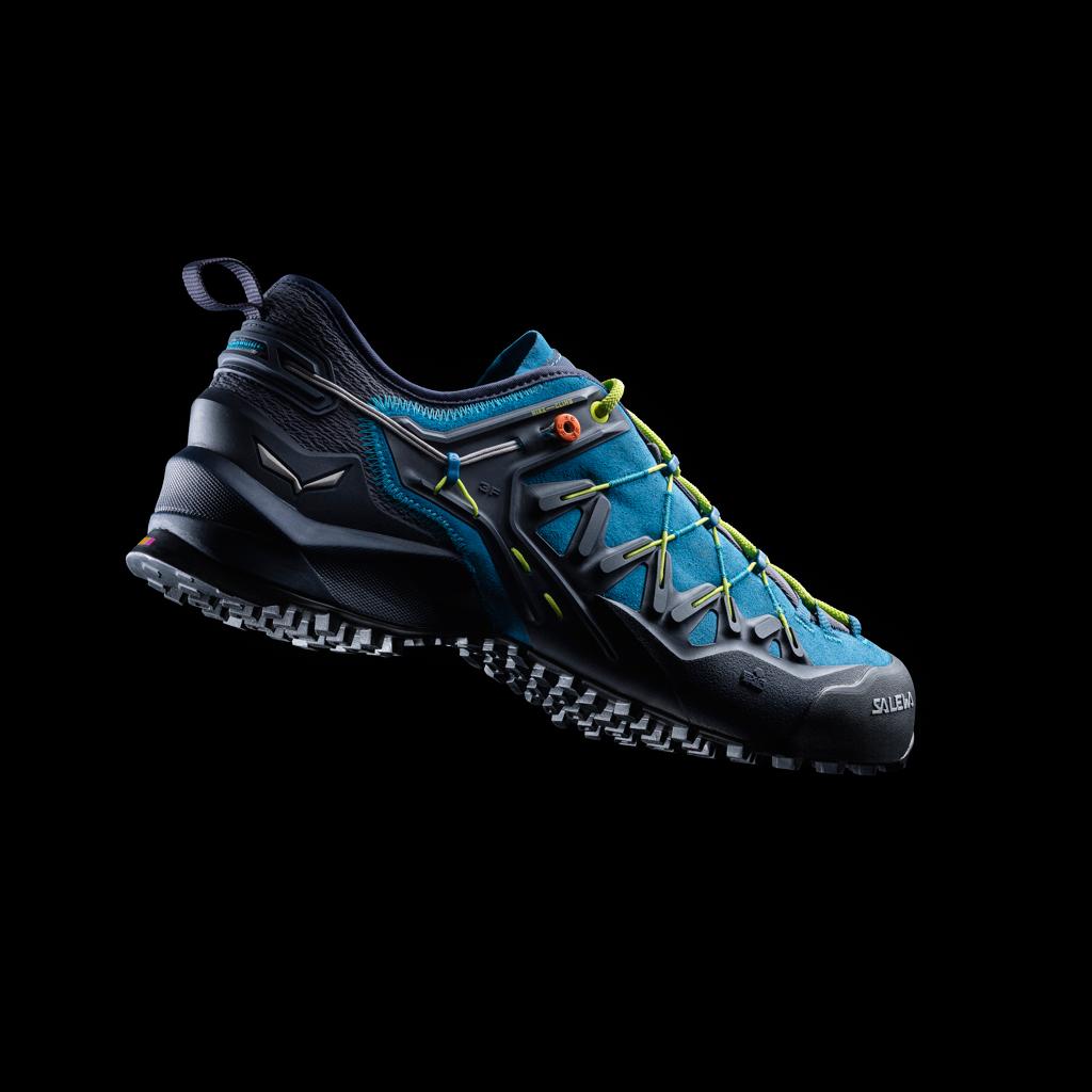 La Wildfire Edge è la più recente evoluzione della Wildfire, la scarpa Salewa da avvicinamento ad alte prestazioni di maggior successo.