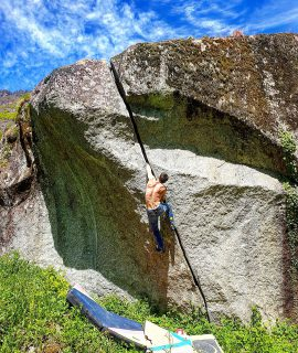 Il forte climber sloveno Jernej Kruder diventa Ambassador del team Ocun