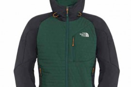 The North Face Polar Hooded Jacket tra i nominati all'ISPO Award 2012