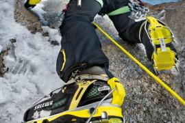 """Salewa: la linea di scarponi da alpinismo """"due in uno"""" per guide"""