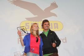 Sasha Di Giulian vince il SALEWA Rock Award 2012