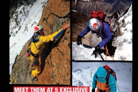 The North Face® Speaker Series 2012