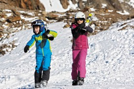 Salewa KIDS: capi che crescono con i bambini per un inverno ad alta protezione