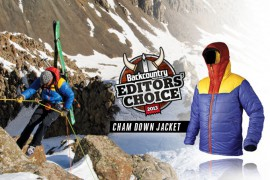 La Sportiva Cham Down Jacket vince il backcountry editor's choice!