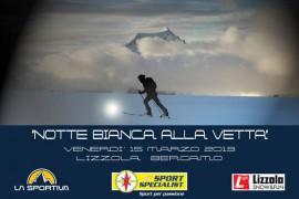 Skialp: La Sportiva e DF Sport Specialist organizzano la notte bianca alla vetta