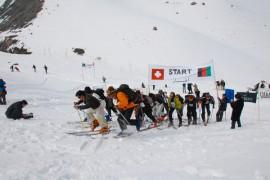Arc'teryx e il terzo Afghan Ski Challenge: Il potere della neve