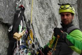"""Salewa: l'alpinista Daniele Nardi a Milano per presentare il libro """"In vetta al mondo"""""""