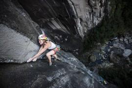 Il team internazionale di climber The North Face® apre una nuova via multipitch durante la spedizione The Reunion