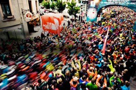 The North Face Ultra-Trail du Mont-Blanc 2014