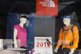 The North Face: nuovo spazio monomarca a Courmayeur presso 4810 Sport