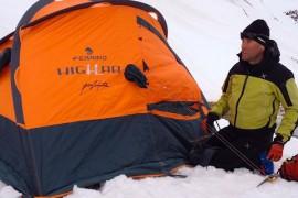 Marco Confortola il nuovo Ambassador Mountain Explorer Ferrino