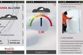 La Sportiva e le guide alpine del Trentino presentano NIVOLAB APP per l'autovalutazione del pericolo valanghe in montagna