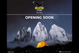 Opening SALEWA Store a Dobbiaco