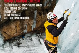 The North Face Speaker Series: appuntamento a Cuneo con Hervè Barmasse - 5 novembre