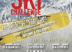 The North Face Ski Challenge 2011: sito Web e iscrizioni al via