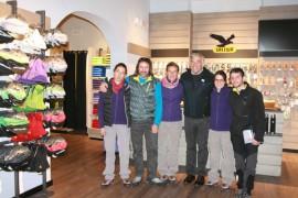 Salewa Mountain Shop di Genova: oggi l'inaugurazione alla presenza dell'alpinista Christoph Hainz