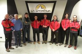 La Sportiva fornitore ufficiale del Soccorso alpino trentino