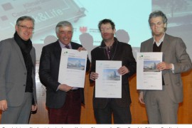 Salewa: CasaClima conferisce la certificazione Work and Life alla nuova sede di Oberalp